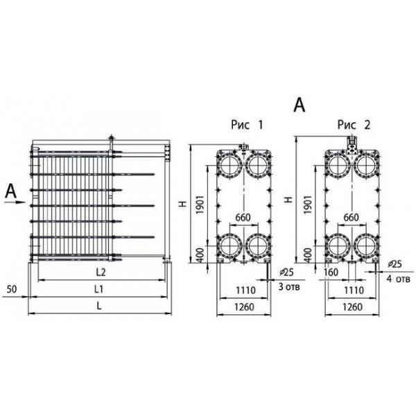 Купить теплообменник характеристика Пластины теплообменника Анвитэк AMX 60 Новоуральск