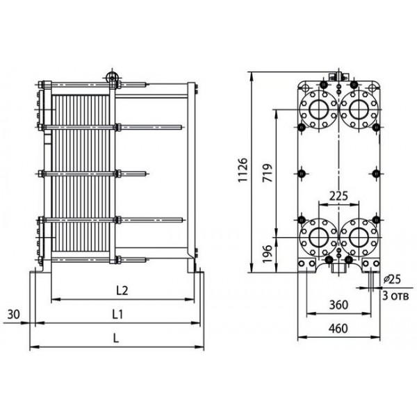 Купить ридан в в jpg Уплотнения теплообменника Sondex S14A Салават